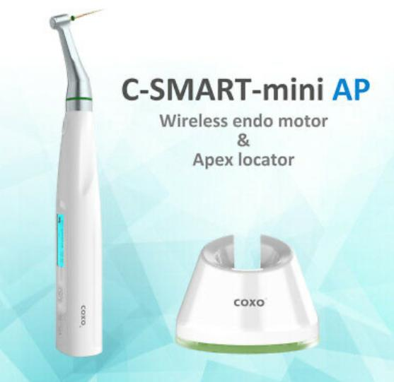 coxo 2 foto - Эндомотор с апекслокатором C-Smart Mini AP